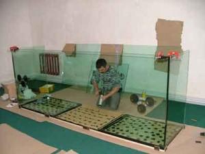 аквариумы в Рязани на заказ